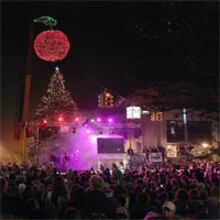 Ring in the New Year in downtown Traverse City. Happy 2012!