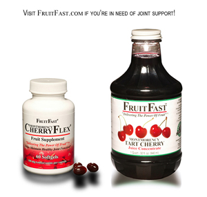 suggested use cherry juice concentrate and cherryflex