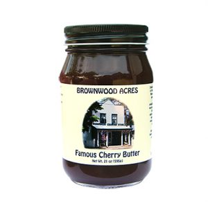 brownwood, cherry butter, famous cherry butter