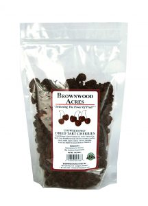 unsweetened dried cherries, no sugar dried cherries