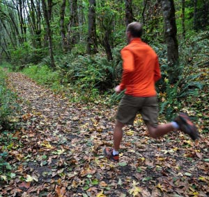 Fall is one of the best times of year to exercise outdoors.